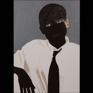 OBAMA 5 / 2010 / Oil on canvas / 100 x 140 cm