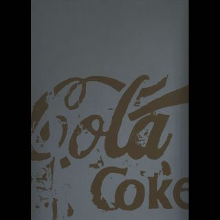 Coke / 2017 / Acryl on canvas / 100 x 140 cm