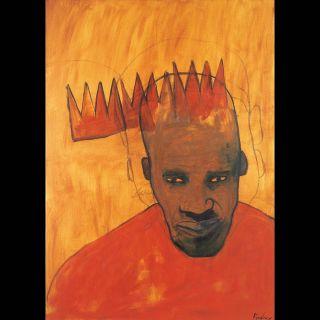 WUNSCH UND WIRKLICHKEIT / 1994 / Oil on canvas / 100 x 140 cm