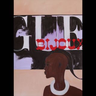 BIJOUX / 2008 / Oil on canvas / 100 x 140 cm