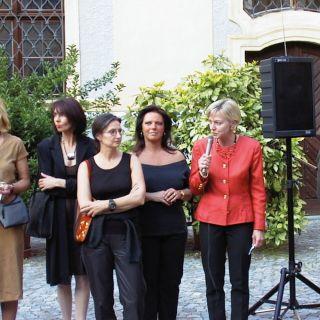 Kunst + Frauen / 2000 / Dürnstein