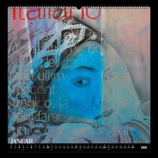 IBM Kunstkalender / 2010