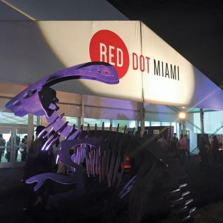 RED DOT / 2017 / Miami
