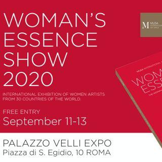 Woman's Essence Show 2020 Rome
